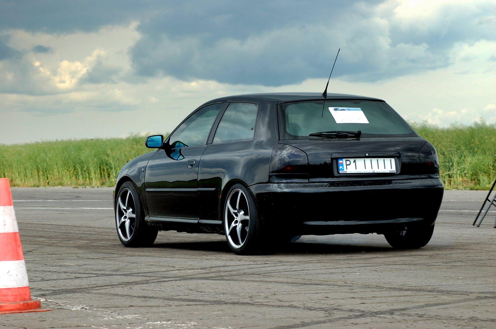 Audi A3 I Audi S3 Klub Miłośników Samochodów