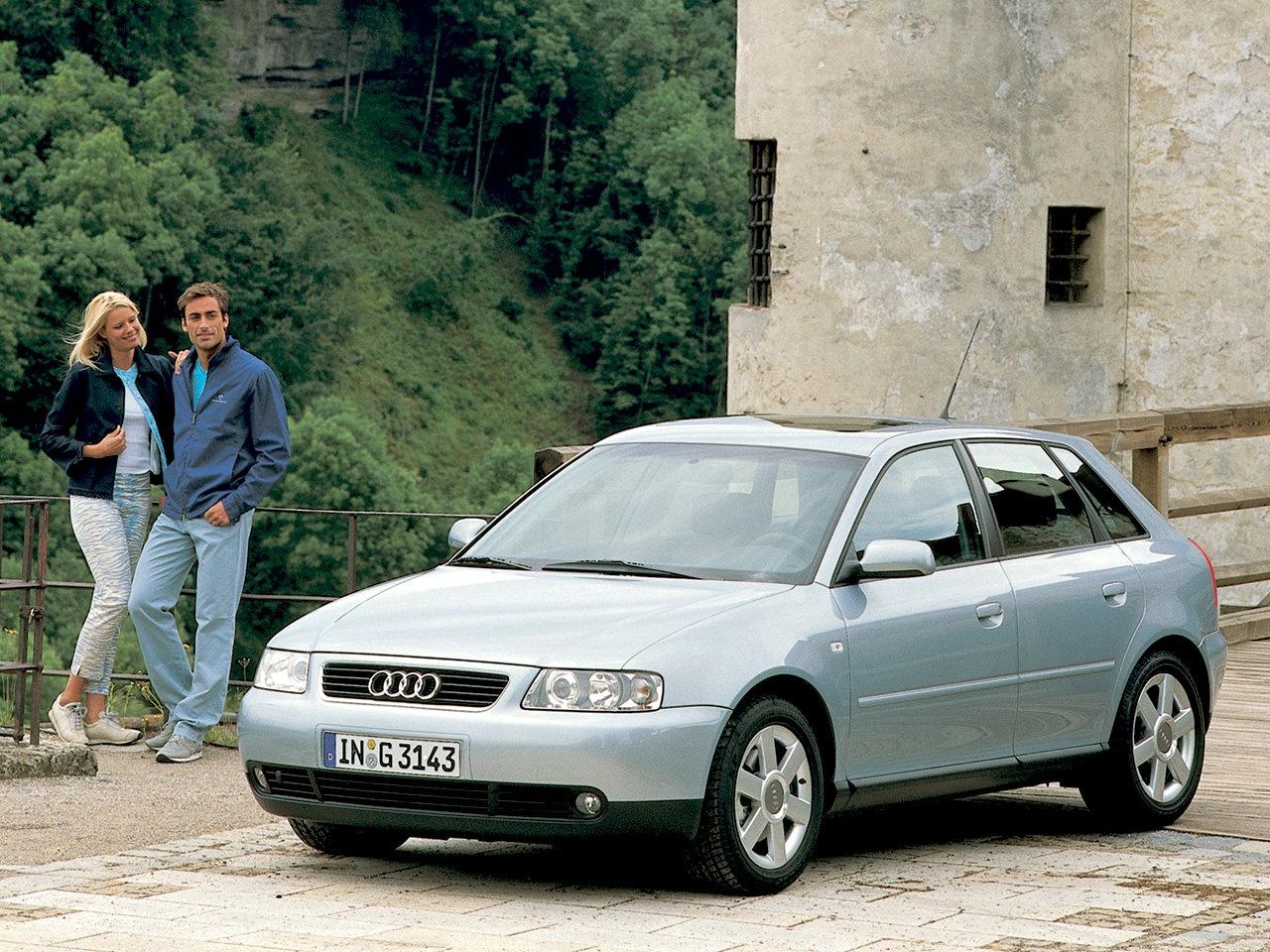 Audi a3 8l for Mueble 2 din audi a3 8l