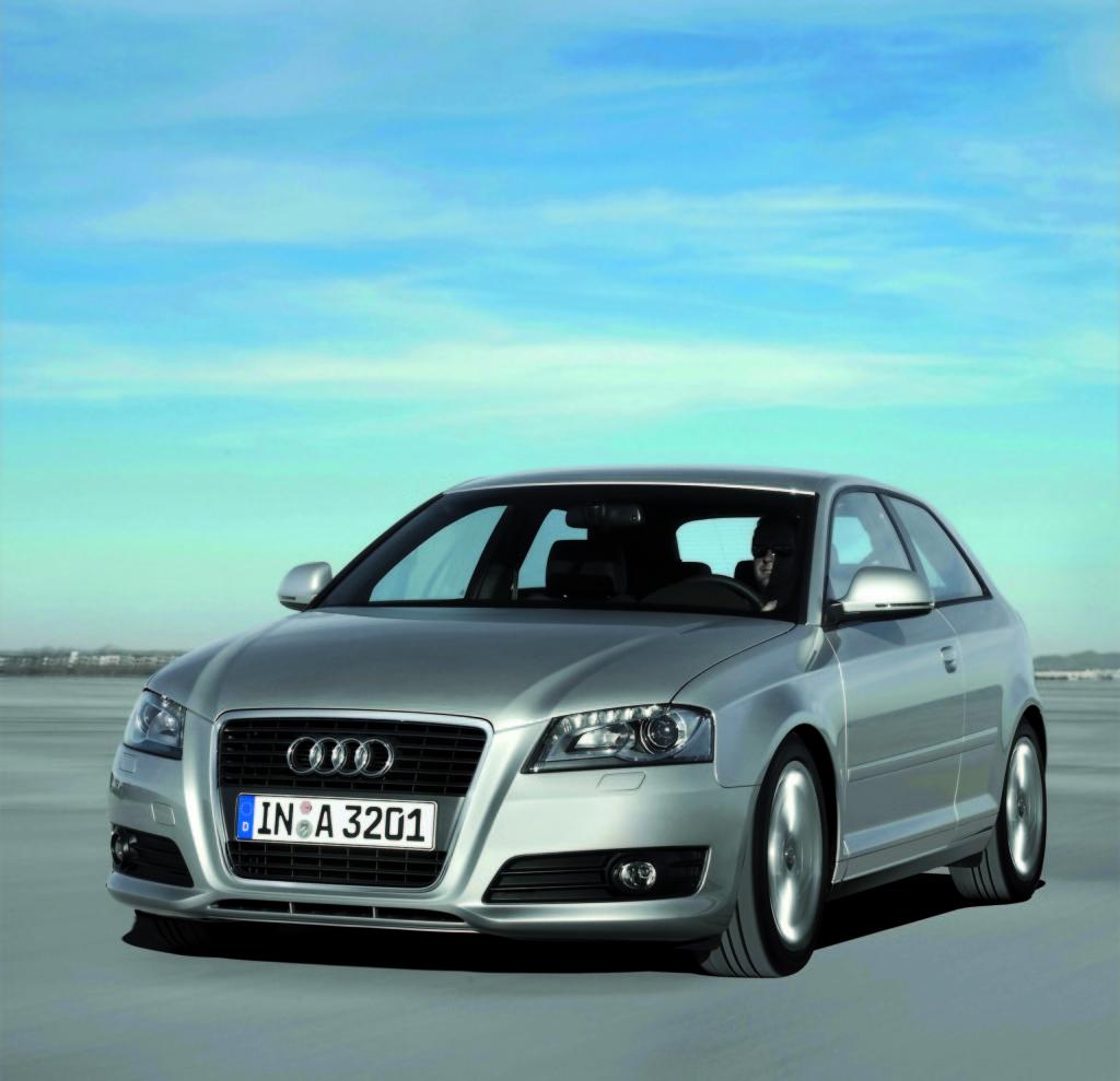 Audi A3/Fahraufnahme