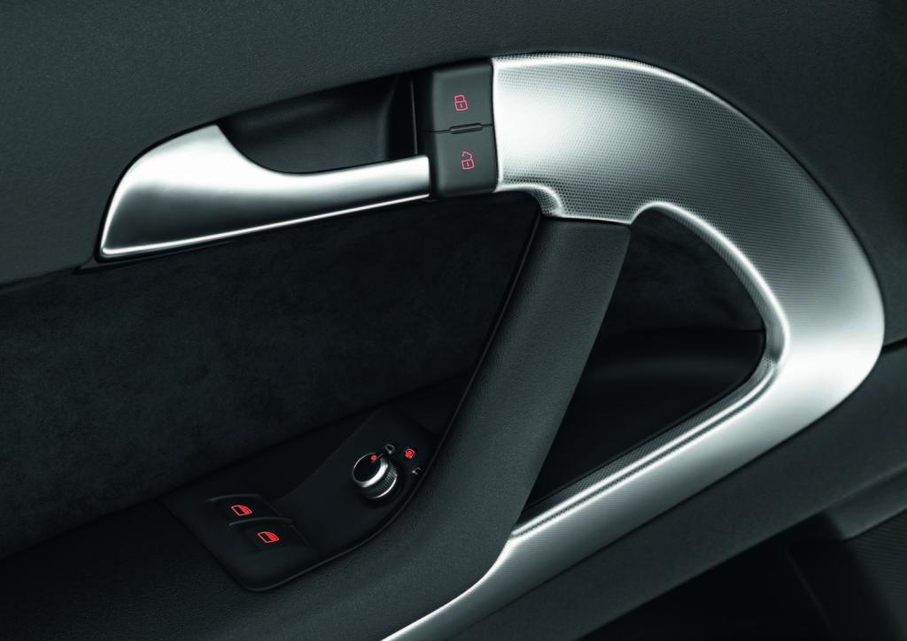Audi A3/Innenraum